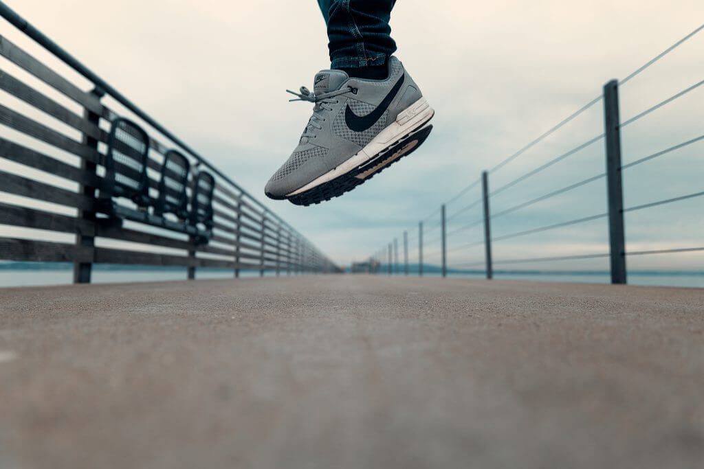 how to be a better runner with good shoes