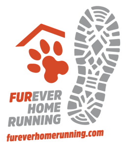 Virtual running events with Furever home running