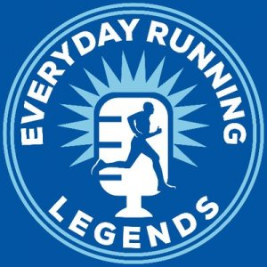 LINAS virtual races on Everyday Running Legends
